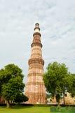 Qutub Minar, Nova Deli fotografia de stock royalty free
