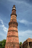 Qutub Minar Tower Royalty Free Stock Photography
