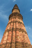 Qutub Minar Tower Stock Photography