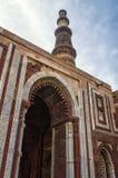 Qutub Minar Tower Royalty Free Stock Photo