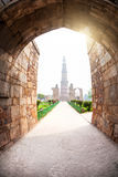 Qutub Minar Royalty Free Stock Images