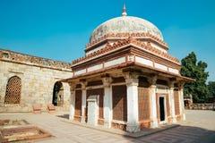 Qutub minar w Delhi, India obrazy royalty free