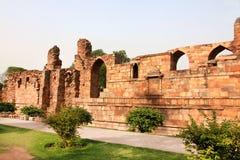 Qutub ruins Stock Image