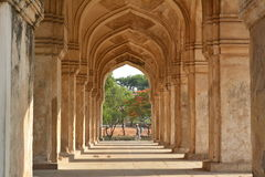 Qutub shahi tombs in Hyderabad Royalty Free Stock Photography