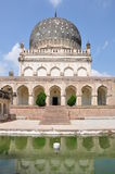Qutub Shahi Tombs. In Hyderabad, India Royalty Free Stock Image