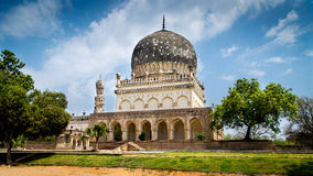 Qutub Shahi Tombs, Hyderabad Royalty Free Stock Images