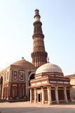 Qutubminar Stock Photography