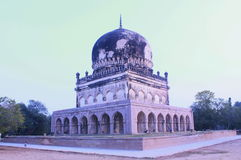 Qutubshahi tombs, Hyderabad Stock Photography