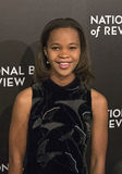 Quvenzhane Wallis Attends NBR Film Gala Royalty Free Stock Image