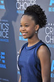 Quvenzhane Wallis Royalty Free Stock Photo