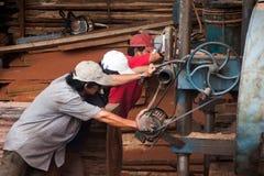 QUY NHON,越南, 6月18日 免版税库存照片
