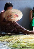 QUY NHON,越南6月16日 免版税库存照片