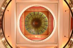 QVB-Plafond stock fotografie