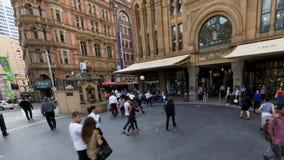QVB Sydney stock video