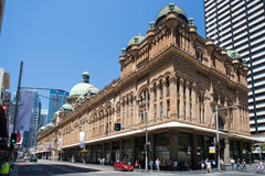 QVB in Sydney Royalty Free Stock Images