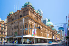 QVB in Sydney Stock Photos