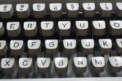 qwerty αριθμητικών πληκτρολο&gamm Στοκ εικόνα με δικαίωμα ελεύθερης χρήσης