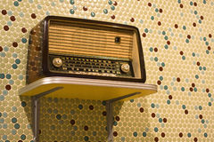 Rádio Foto de Stock Royalty Free