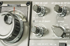 Rádio amador imagens de stock