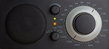 Rádio análogo dentro AM foto de stock