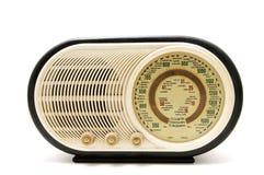 Rádio antigo Foto de Stock