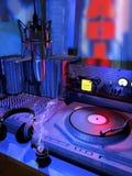 Rádio da noite Imagens de Stock