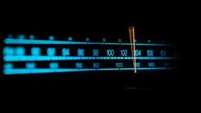 Rádio de ajustamento Imagens de Stock Royalty Free