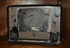 Rádio de transistor Imagens de Stock Royalty Free