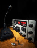 Rádio do desastre Fotos de Stock Royalty Free