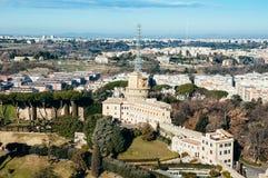 Rádio do Vaticano imagem de stock
