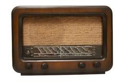 Rádio do vintage. foto de stock royalty free
