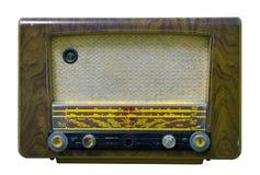 Rádio do vintage Foto de Stock