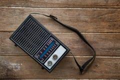 Rádio do vintage Foto de Stock Royalty Free
