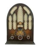 Rádio do vintage de Isoleated Foto de Stock Royalty Free