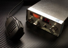 Rádio dos CB Imagens de Stock