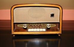 Rádio formado vintage Fotografia de Stock