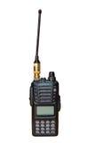 Rádio móvel fotografia de stock