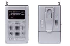 Rádio moderno imagens de stock