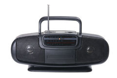 Rádio portátil foto de stock