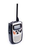 Rádio portátil do Walkietalkie Foto de Stock Royalty Free