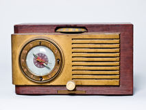 Rádio retro Fotos de Stock