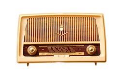 Rádio velho Foto de Stock Royalty Free