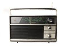 Rádio velho Fotos de Stock