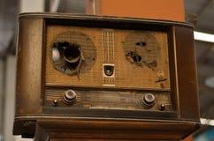 Rádio velho Imagens de Stock