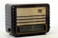 Rádio velho Fotos de Stock Royalty Free