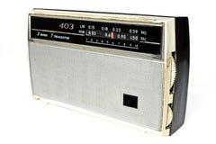 Rádio velho do russo Foto de Stock Royalty Free