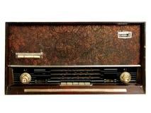 Rádios velhos fotografia de stock