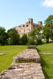 Rákóczi Castle in Hungary Sárospatak. Rákóczi Castle in Sárospatak, Hungary Stock Photography