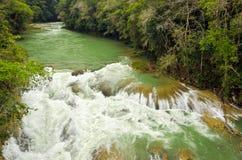 Rápidos de Green River Fotos de archivo