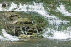 Rápidos en caídas del cañón Fotos de archivo